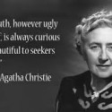 "Happy Birthday, Agatha Christie the ""Queen of Mystery"""