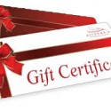 Gift Certificates for Mystery Parties – Chicago area