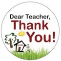 Teacher Appreciation Week (May 4 – 8, 2015)