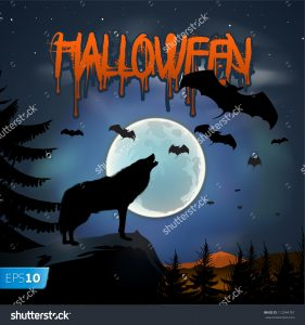 Halloween a howling good time!