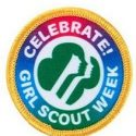 Celebrating National Girl Scout Week