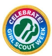Celebrating Girl Scout Week